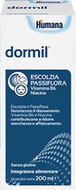 DORMIL HUMANA 200 ML - Farmaciacarpediem.it