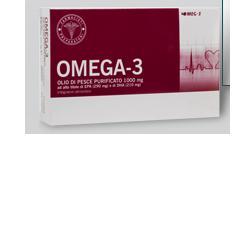 OMEGA 3 30 CAPSULE - Farmaciaempatica.it