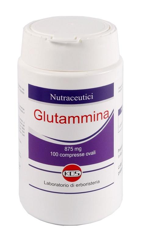 GLUTAMMINA 100 COMPRESSE - Farmaseller
