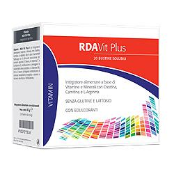 RDA VIT PLUS 20 BUSTINE 160 G - Farmapage.it