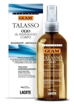 GUAM TALASSO OLIO MASSAGGIO 200 ML - Farmafamily.it