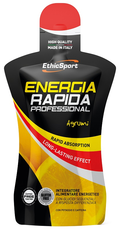 Energia Rapida Professional Agrumi Integratore Alimentare 50ml - Spacefarma.it