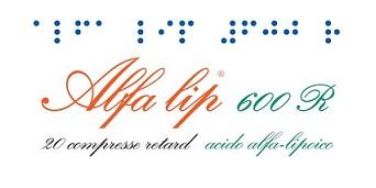 ALFA LIP 600 R 20 COMPRESSE