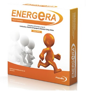 ENERGERA 10 FLACONCINI MONODOSE 10 ML - Zfarmacia