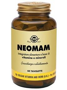 NEOMAM 120 TAVOLETTE - FARMAEMPORIO