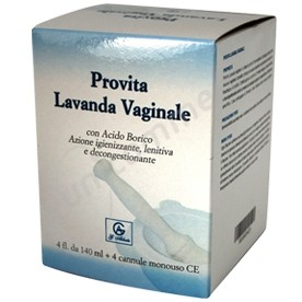 PROVITA LAVANDA VAGINALE 4 FLACONI 140 ML - Carafarmacia.it