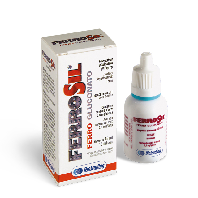 FERROSIL 15 ML - Farmaci.me