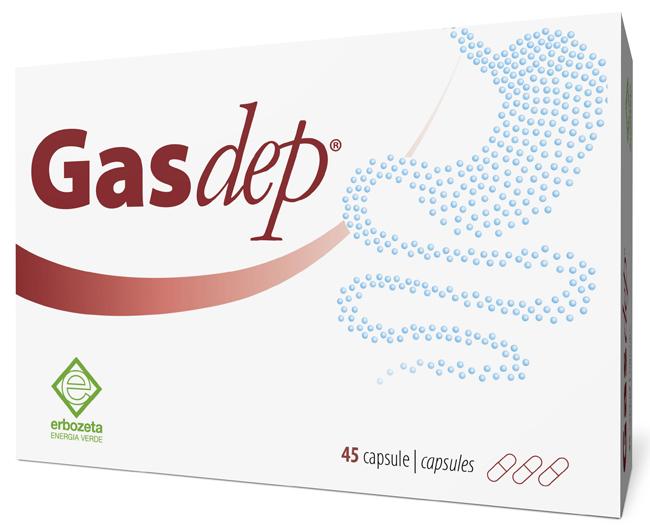 GASDEP 45 CAPSULE - Farmabenni.it