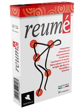 REUME' 30 COMPRESSE - Farmaseller