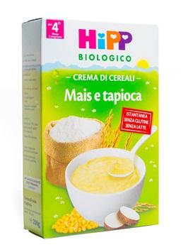 HIPP BIO CREMA MAIS/TAPIOCA 200 G - Antica Farmacia Del Lago