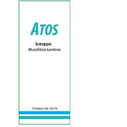 ATOS SCIROPPO MUCOLITICO LENITIVO 125 ML