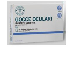 SALUTE GOCCE OCULARI ACIDO IALURONICO 10 FIALE 0,5 ML - Farmaciaempatica.it