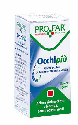 Profar Occhi Più Soluzione Oftalmica Sterile Flacone 10ml - Arcafarma.it