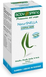 BODY SPRING LYMPHA DREN 12 BUSTINE - Farmaciacarpediem.it