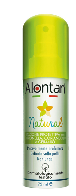 ALONTAN NATURAL SPRAY 75 ML - Farmabellezza.it