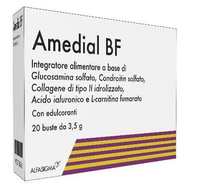 AMEDIAL BF 20 BUSTINE - SUBITOINFARMA