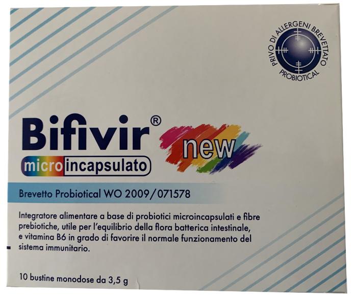 BIFIVIR 10 BUSTINE MONODOSE - Farmapc.it
