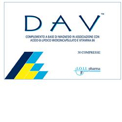 LO.LI PHARMA DAV 30 COMPRESSE - Farmastar.it