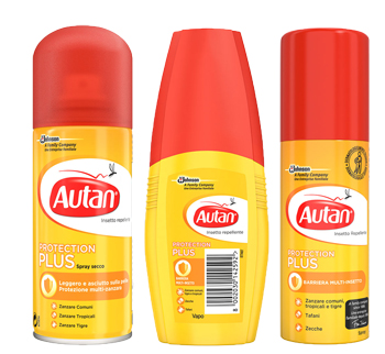 AUTAN PROTECTION PLUS VAPO 100ML - Farmafamily.it