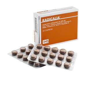 RADICALIA 30 COMPRESSE - Nowfarma.it