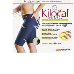 Kilocal Panty Pantaloncini Dimagranti Blu Taglia XL - latuafarmaciaonline.it