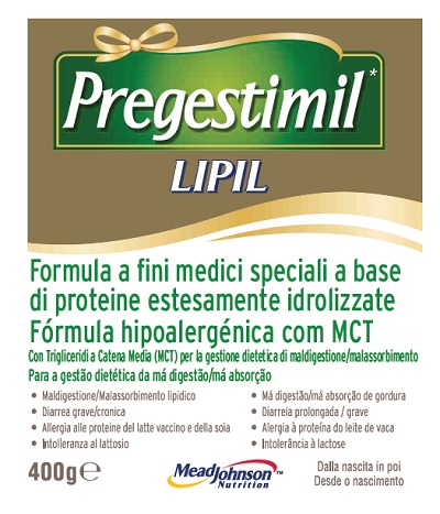 PREGESTIMIL 400 G - Spacefarma.it