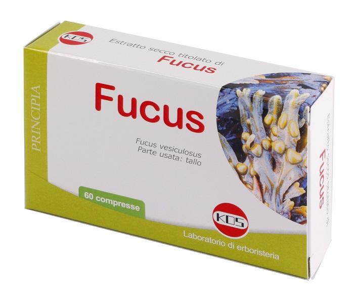 FUCUS ESTRATTO SECCO 60 COMPRESSE - Farmaseller
