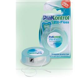 PLAKKONTROL FIT FLOSS FILO 25 M - La farmacia digitale
