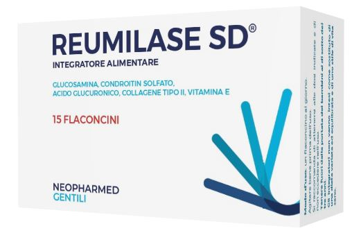 REUMILASE SD 15 FLACONCINI 10 ML - Farmapage.it