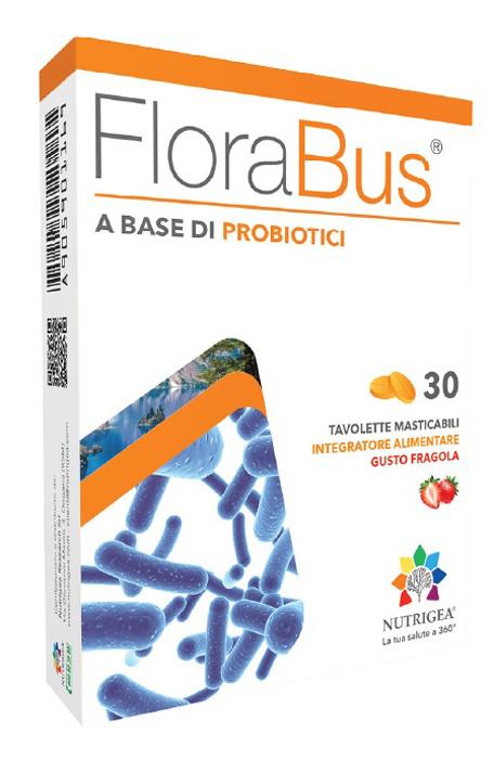 FLORABUS 30 TAVOLETTE - FarmaHub.it