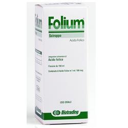 FOLIUM SOLUZIONE 150 ML - Parafarmaciaigiardini.it