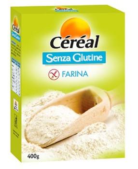CEREAL FARINA SENZA GLUTINE 400 G - Farmacia Castel del Monte