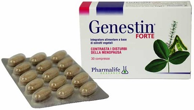 PHARMALIFE GENESTIN FORTE 30 COMPR - Iltuobenessereonline.it