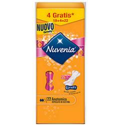 NUVENIA LIBRESSE PROTEGGISLIP RIPIEGATO 18+4 - La farmacia digitale