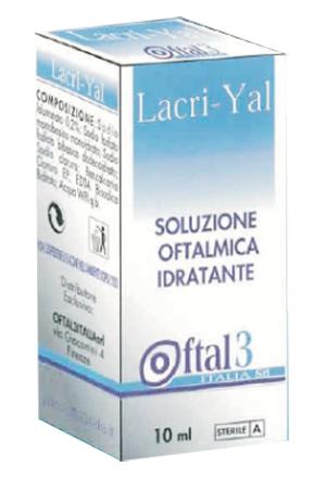 LACRI YAL GOCCE OCULARI 10 ML - Farmacia Centrale Dr. Monteleone Adriano