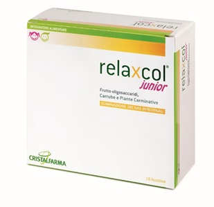 RELAXCOL JUNIOR 16 BUSTINE - Farmastar.it