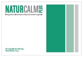 NATURCALM PLUS 30 CAPSULE - Farmaseller