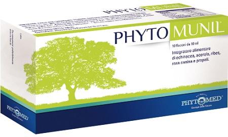 PHYTOMUNIL 10 FLACONCINI 10 ML - FARMAPRIME