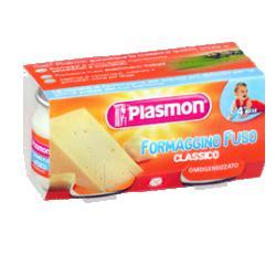 PLASMON OMOGENEIZZATO FORMAGGINO 80 G X 2 PEZZI - Farmaunclick.it