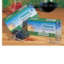 FISIOSOL 3 MN CO 20 FIALE - Farmajoy