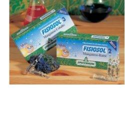 FISIOSOL 6 ZN CU 20 FIALE - FARMAPRIME