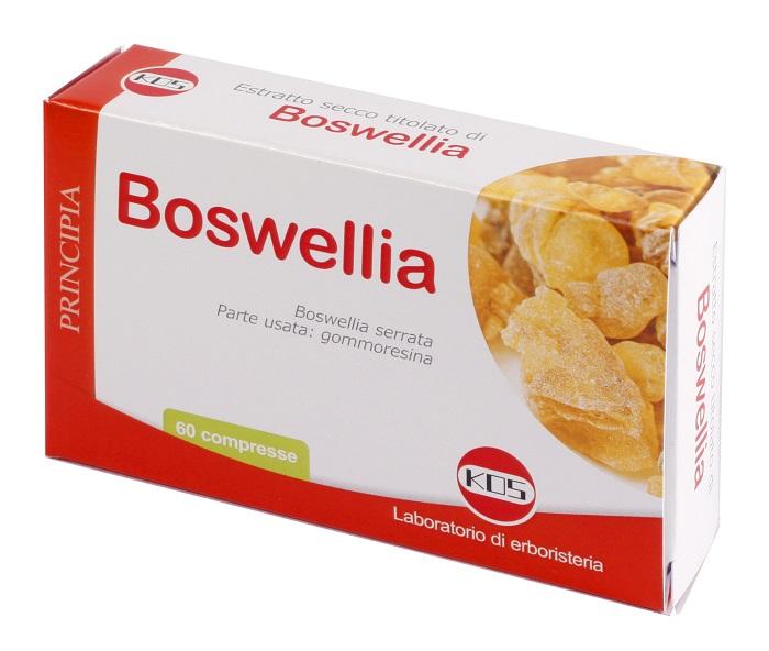 BOSWELLIA ESTRATTO SECCO 60 COMPRESSE - Farmacia33