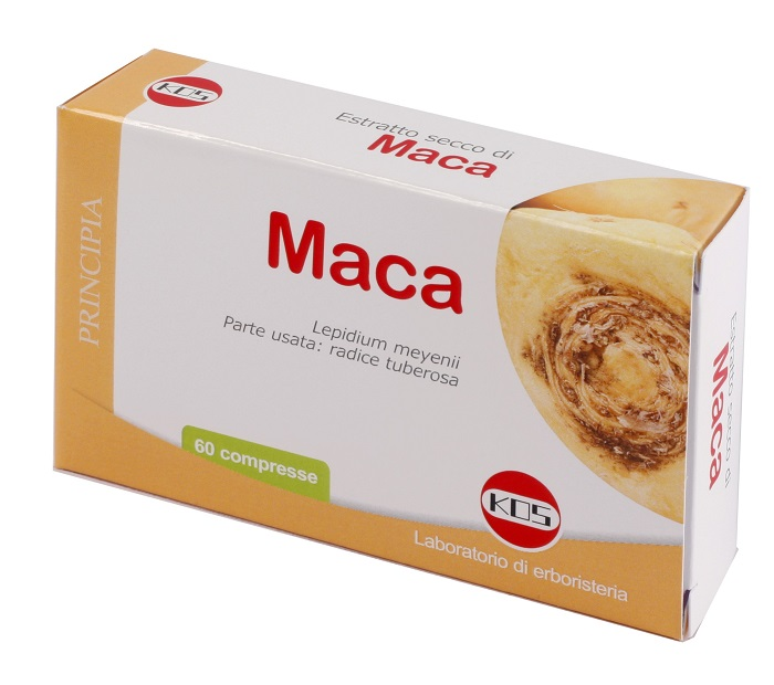 MACA ESTRATTO SECCO 60 COMPRESSE - Farmastar.it