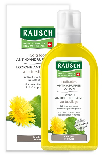 RAUSCH LOZIONE ANTIFORFORA ALLA TUSSILLAGGINE 200 ML - Sempredisponibile.it