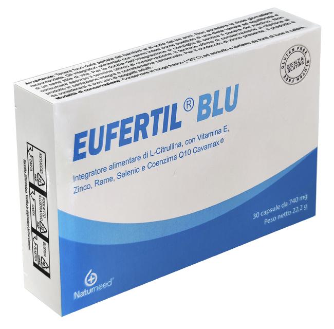 EUFERTIL BLU 30 COMPRESSE - Farmaedo.it