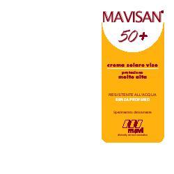 Mavisan 50+ Crema Solare Alta Protezione 60 ml