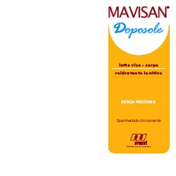 MAVISAN DOPOS LATTE GLICIR 150 - Farmafamily.it