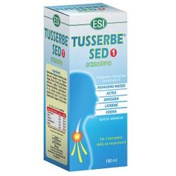 Esi Tusserbe Sed Sciroppo per la Tosse 180 ml - latuafarmaciaonline.it