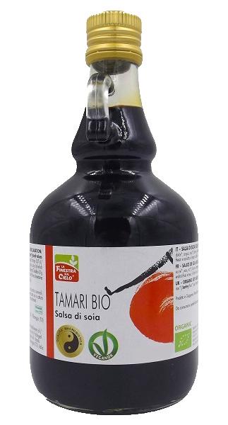 TAMARI BIOLOGICO 250 ML - Zfarmacia