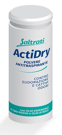 SALTRATI ACTIDRY POLVERE ANTITRASPIRANTE - Farmafamily.it